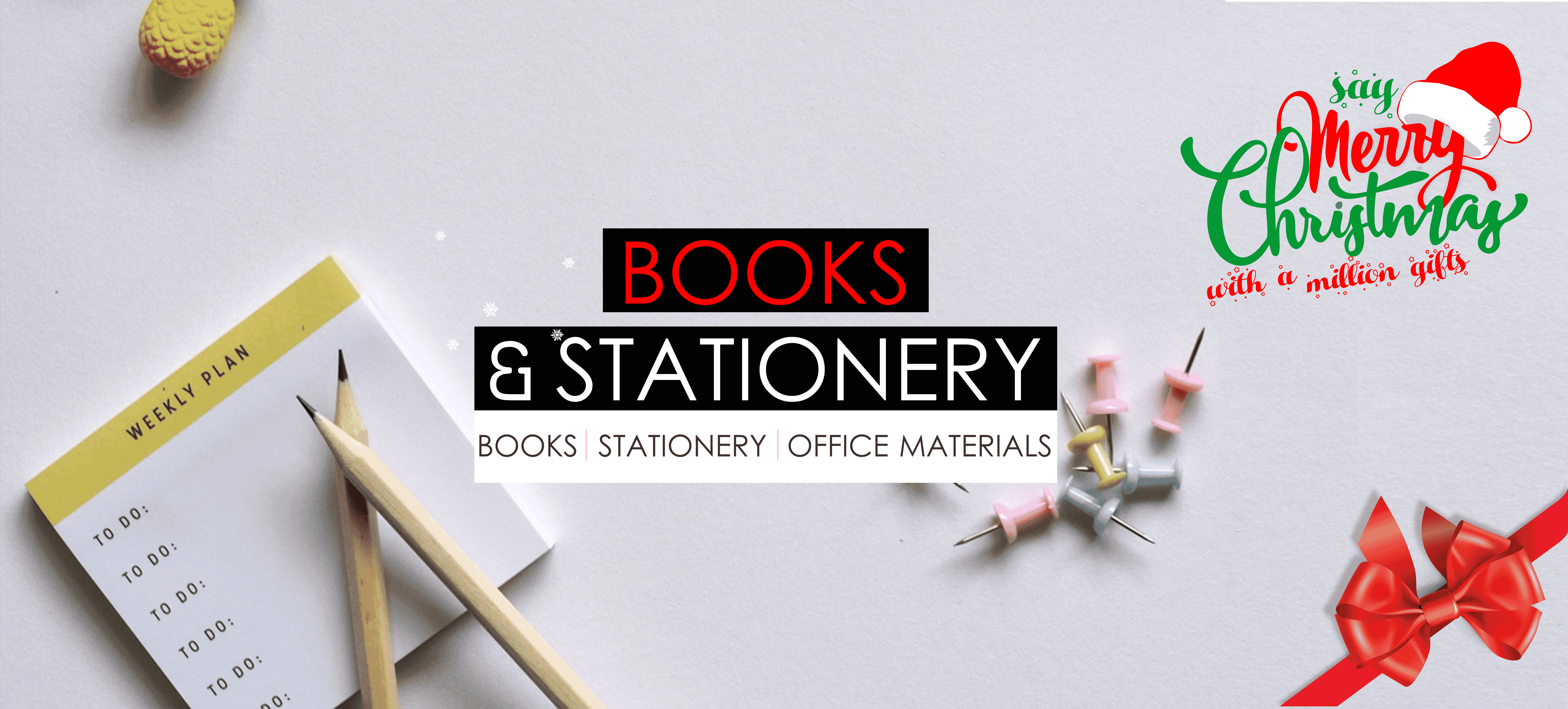 shop books and stationary