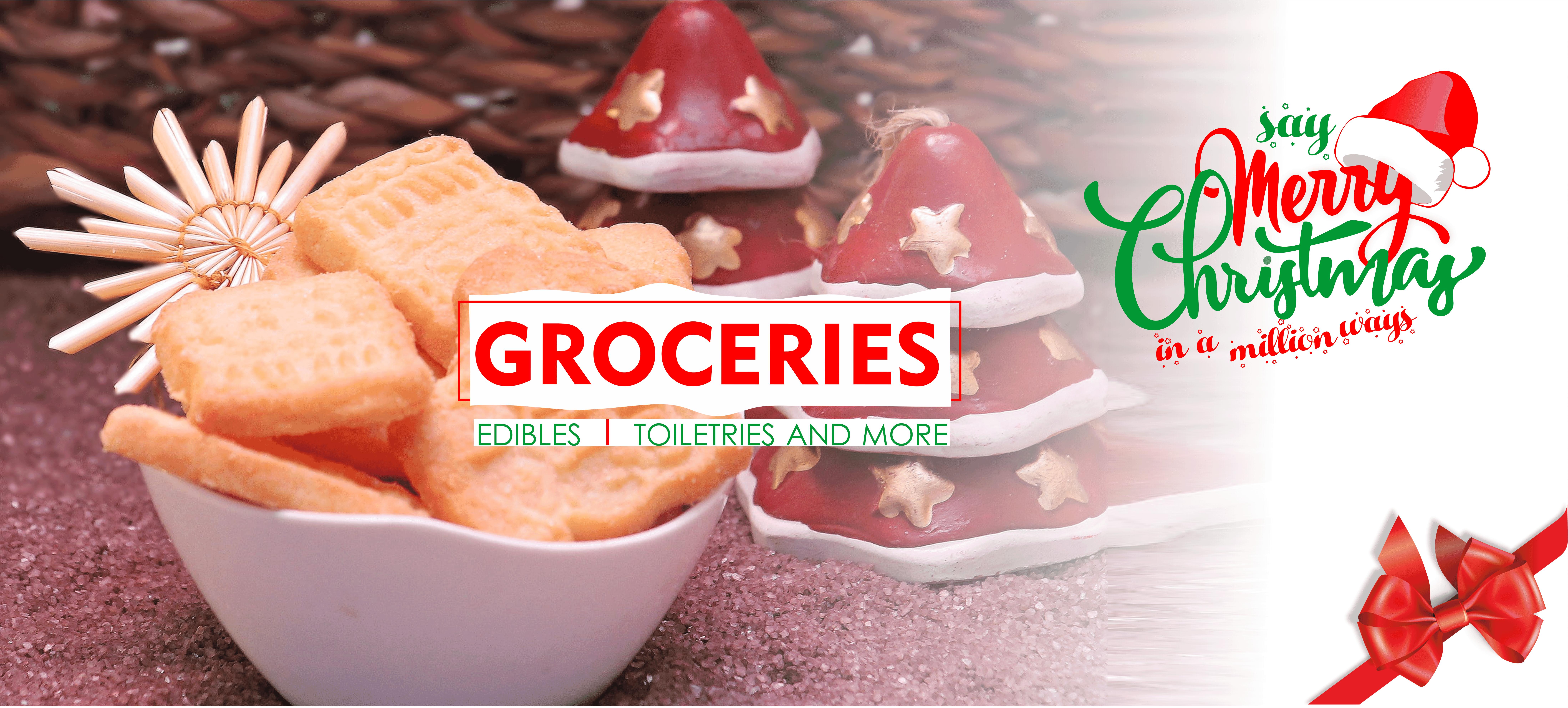 shop groceries