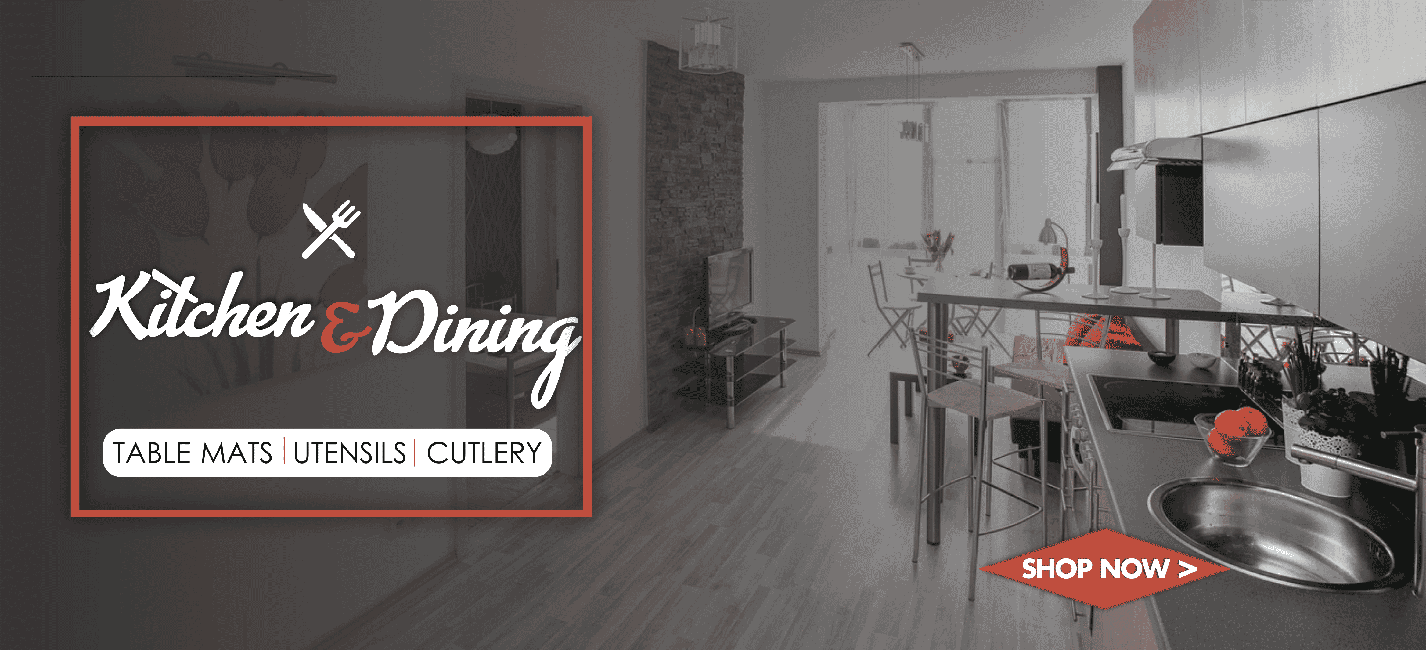 shop kitchen and dinning