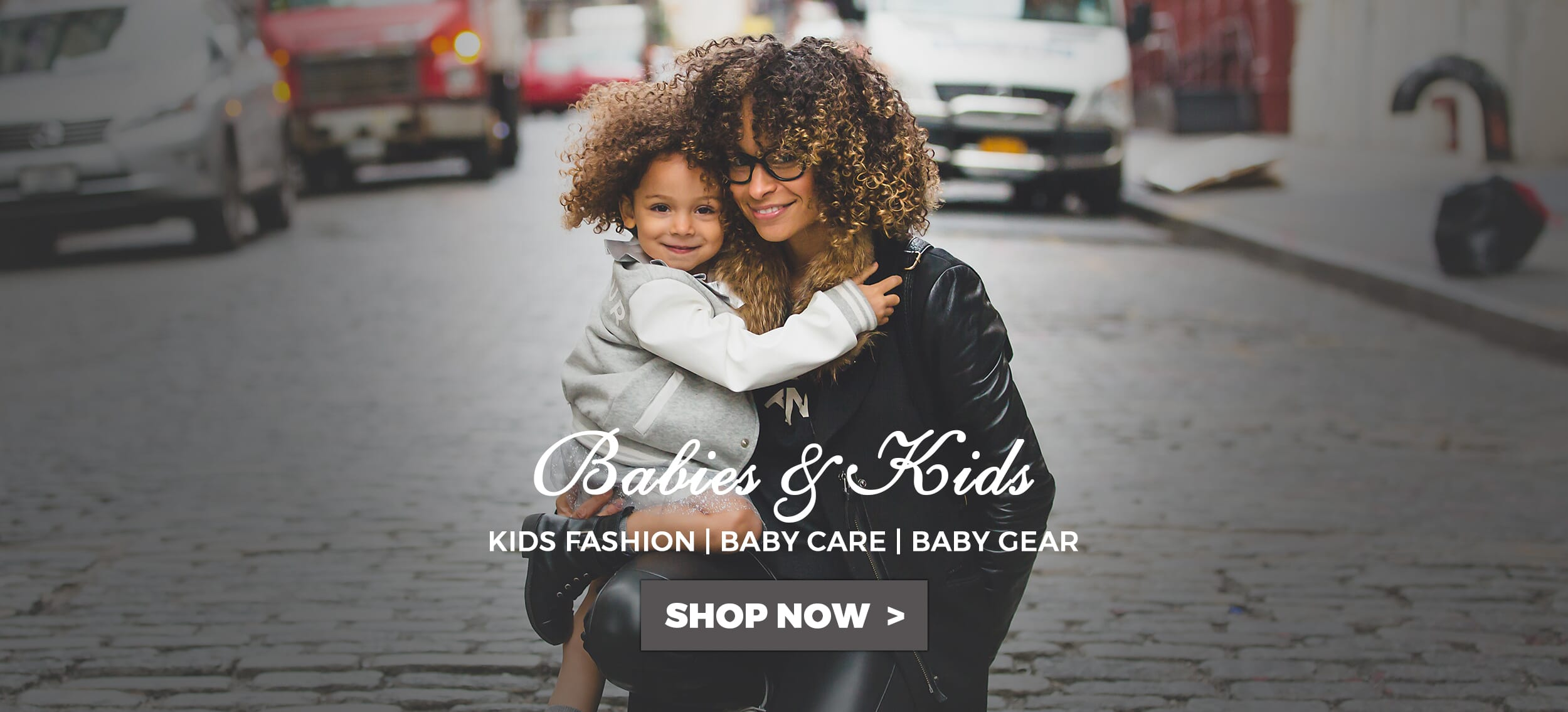 shop kids fashion