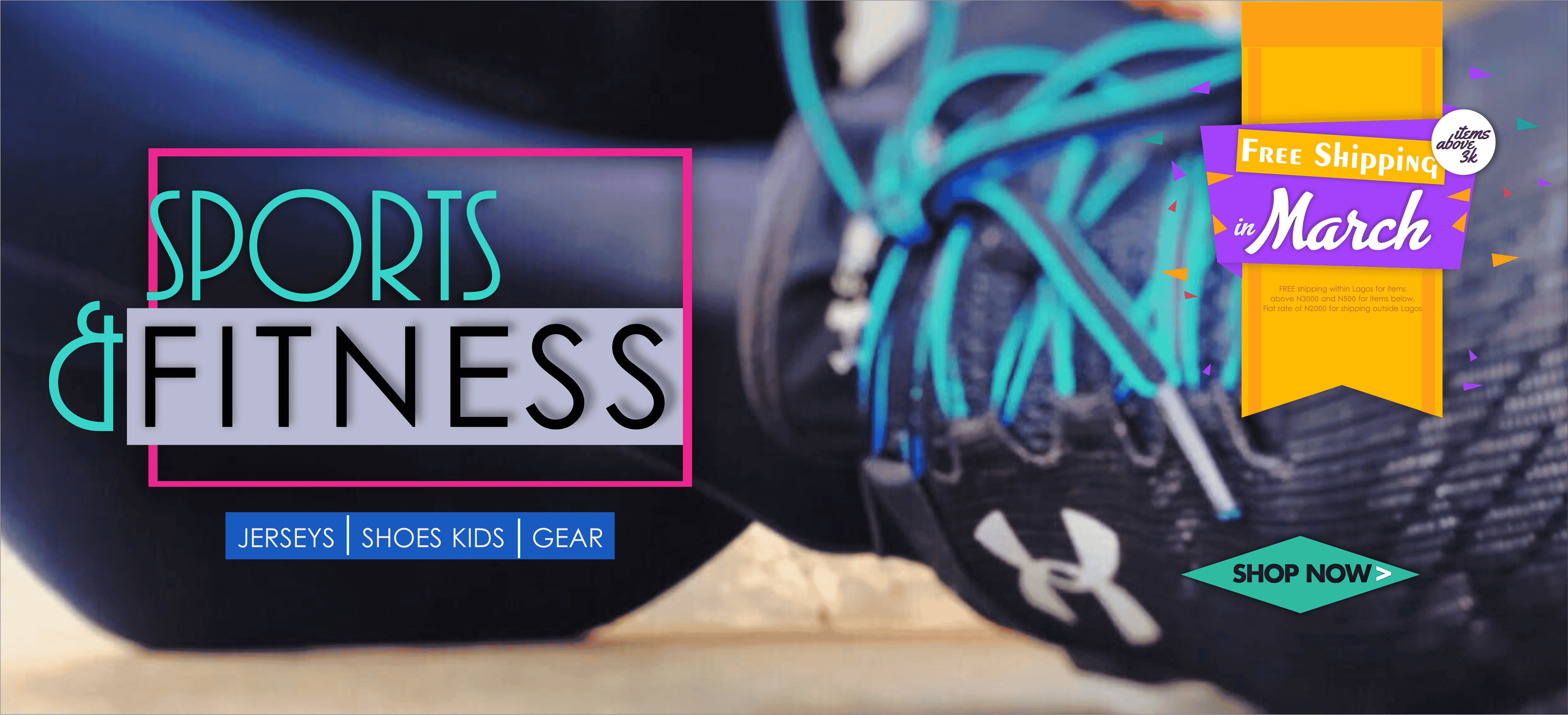 shop sports and fitness